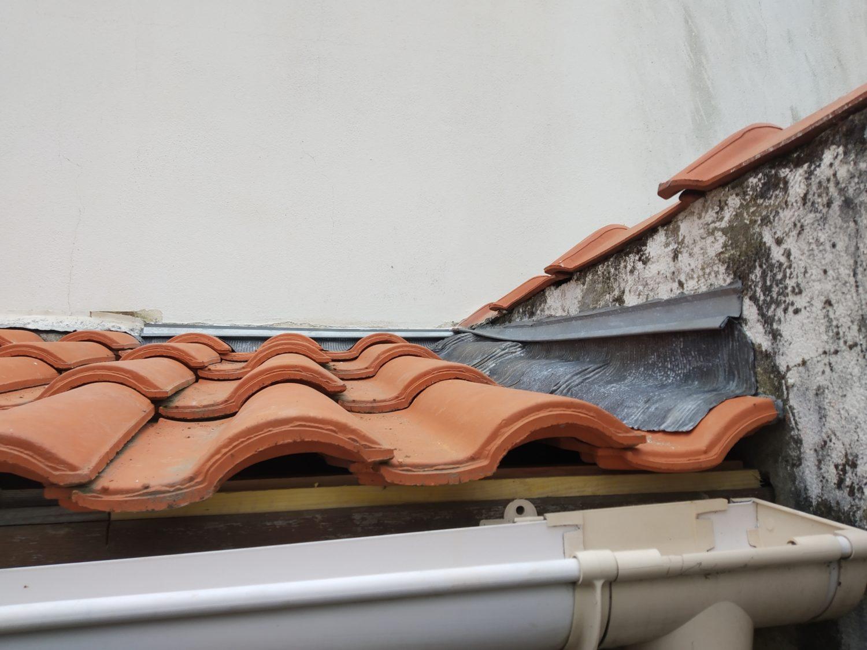 Rénovation appenti bois avec charpente bois et couverture