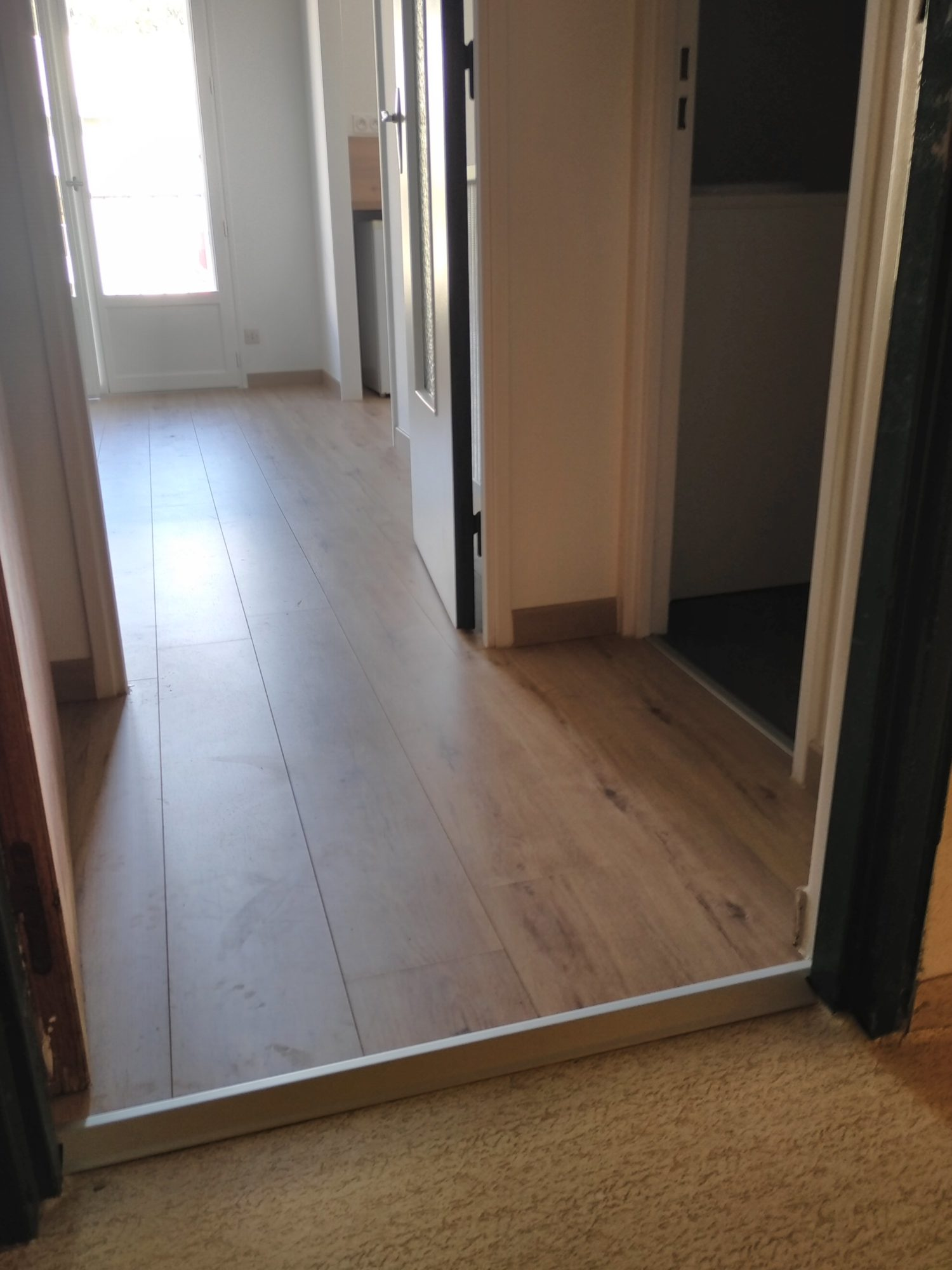 Rénovation totale d'un appartement (2)