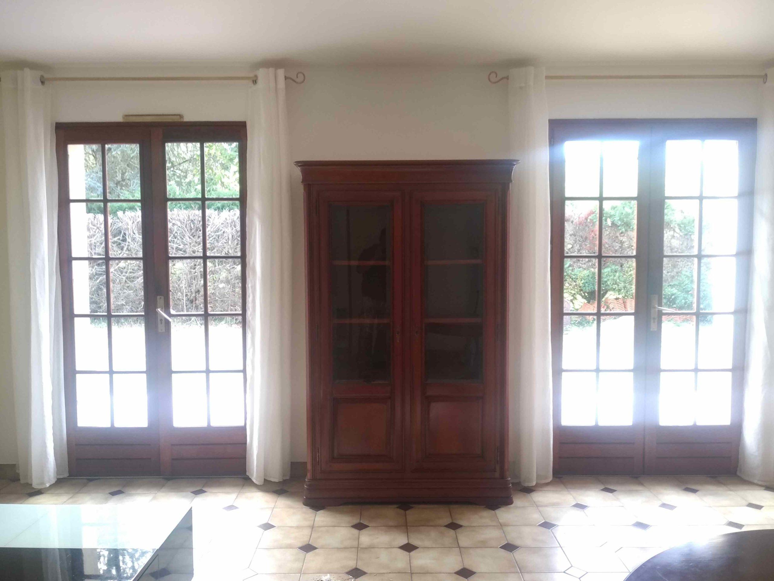 Rénovation d'un salon (une belle pièce à vivre lumineuse et moderne qui ne demande qu'à être sublimée)